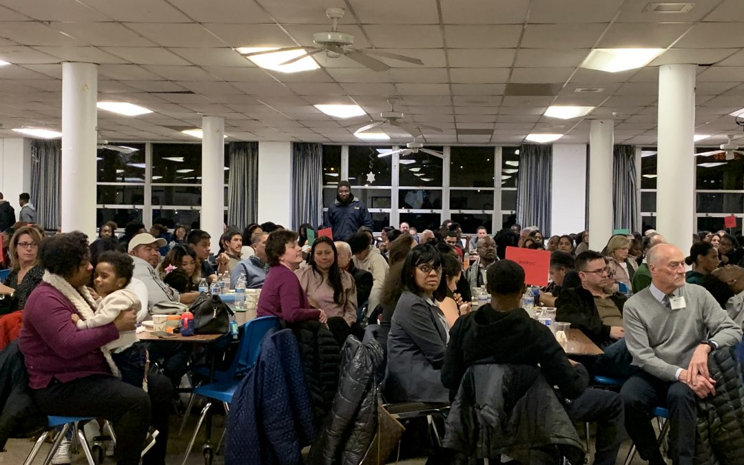 Student/Partner Alliance Holiday Party Draws Nearly 240 Guests