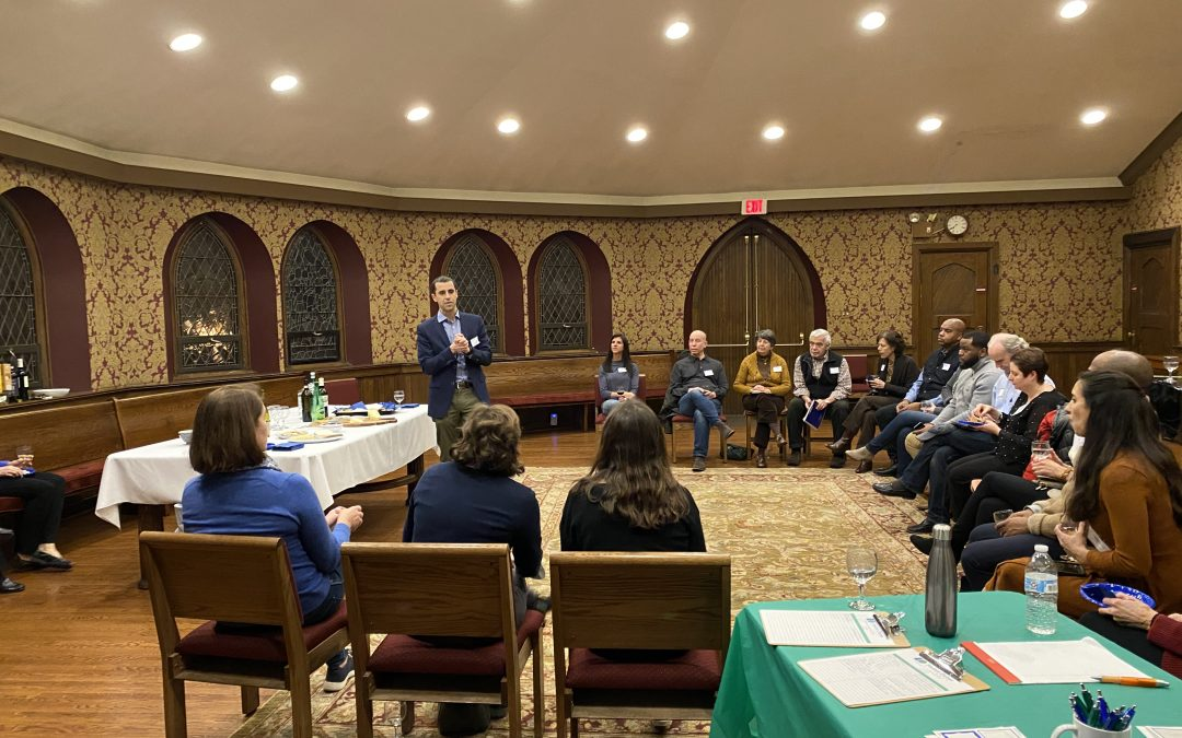 Student/Partner Alliance Mentor Networking Event Focuses on the Significance of Adverse Childhood Experiences(ACEs)